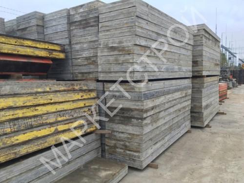 Щит универсальный алюминиевый 1,0x3,0 м